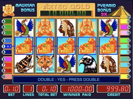 Грати Безкоштовно Або На Гроші в Гральний Автомат Піраміда
