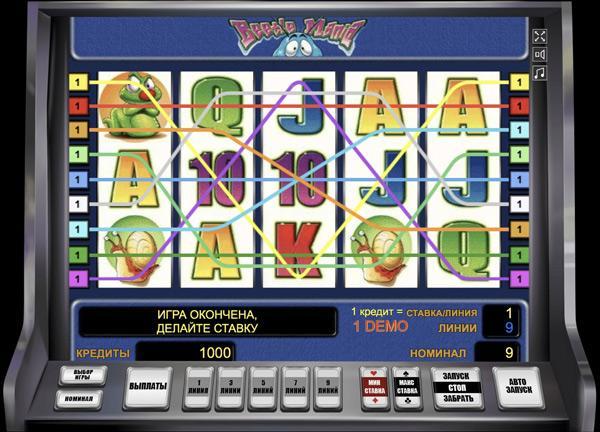 Играть Бесплатно или на деньги в игровые автоматы Жуки