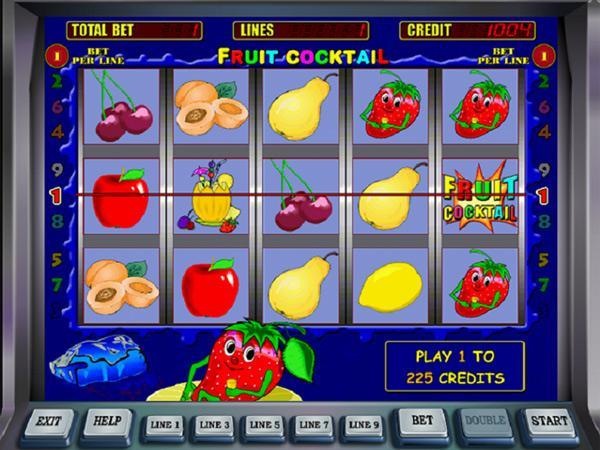 Играть Бесплатно или на деньги в игровые автоматы Клубнички