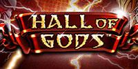 Играть Бесплатно или на деньги в игровые автоматы Hall Of Gods