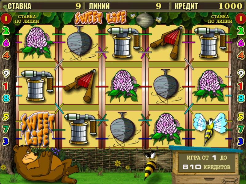 Грати Безкоштовно Або На Гроші В Ігровий Автомат Sweet Life