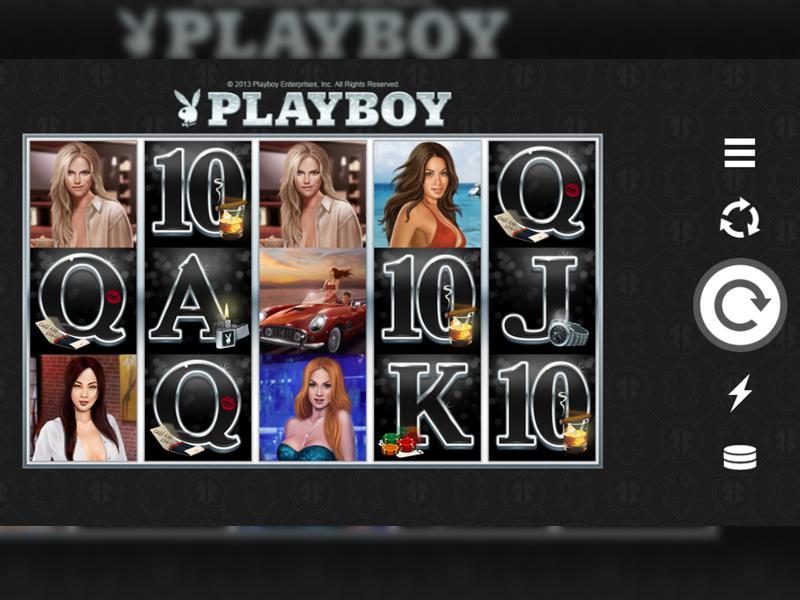 Грати Безкоштовно або на Гроші в Гральний Автомат Playboy